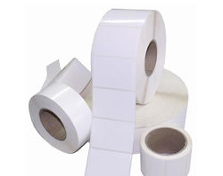 rolls of vinyl pvc labels
